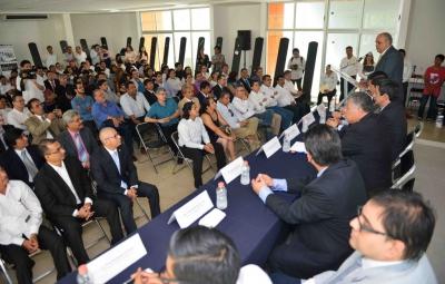 Celebran 40 años de fundación de la Facultad de Arquitectura de la UNACH
