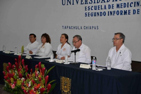 Destacan logros en la Facultad de Medicina Humana  de la UNACH en Tapachula