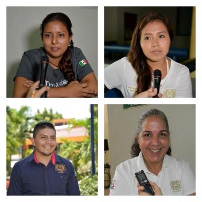Regresan estudiantes de la UNACH después de  realizar movilidad nacional e internacional