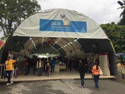 Participa UNACH en la Fiesta del Libro y la Cultura 2018 de Medellín Colombia