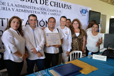 Otorga OMT recertificación a la licenciatura en Gestión Turística que oferta la UNACH