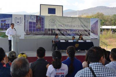 Se realiza con éxito la 3ª Olimpiada Mexicana de Matemáticas en Educación Básica en su fase estatal con sede en la UNACH