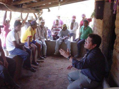 Desarrollan en la UNACH proyecto de construcción de vivienda  sismoresistente en zonas rurales