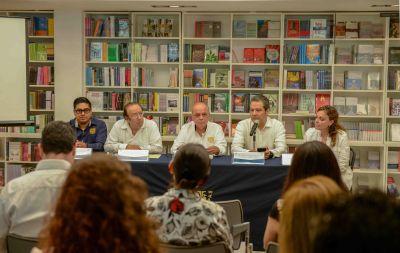 """Presentan en la UNACH la Conferencia Magistral """"Las Nuevas Tendencias en la Investigación Científica y el Derecho"""""""