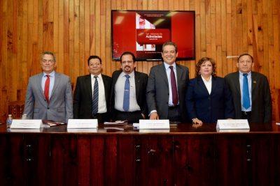 Consolida Facultad de Derecho de la UNACH  su prestigio nacional