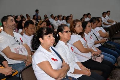 Conmemora UNACH el Día Mundial de la lucha contra el SIDA