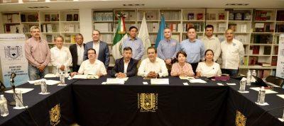 Reafirma UNACH sus lazos de cooperación con la Universidad de San Carlos de Guatemala