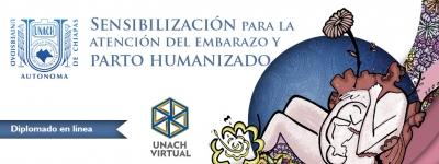 Ofrece UNACH Virtual Diplomados en materia de salud para atender embarazadas y adultos mayores