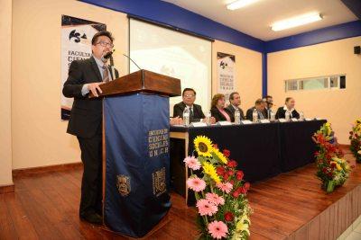 Destaca Facultad de Ciencias Sociales de la UNACH por su compromiso con la calidad académica