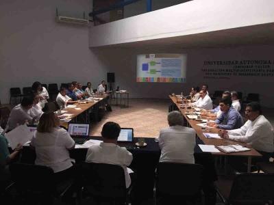 Trabaja UNACH a favor del cumplimiento de las metas de los ODS