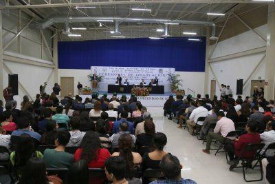 Realizan en la UNACH  la ceremonia de graduación de egresados del Doctorado en Gestión para el Desarrollo