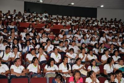 Se vincula UNACH con jóvenes estudiantes del nivel medio superior