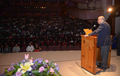 Distingue a la Facultad de Derecho de la UNACH, su tradición y calidad académica
