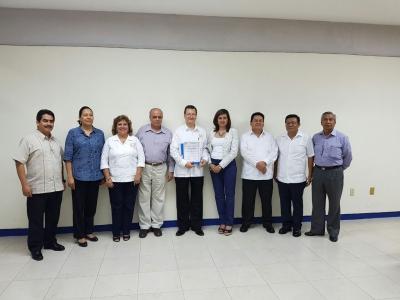 Asume Manuel de Jesús Moguel Liévano la dirección de la Facultad de Contaduría y Administración, Campus I.