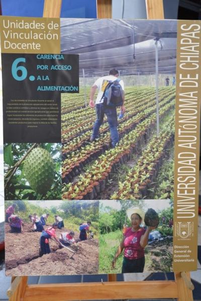 Presentan en la UNACH  el libro Unidades de Vinculación Docente 2014