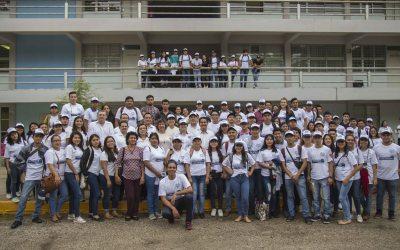 Ponen en marcha en la UNACH el Servicio Social  Universitario 2019