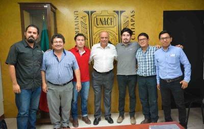 Desarrollan alumnos de la UNACH proyecto de ordenamiento territorial para Tuxtla Gutiérrez