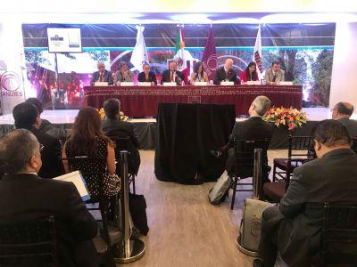 Participa el rector de la UNACH, Carlos Eugenio Ruiz Hernández, en la LIII Sesión Ordinaria de la Asamblea General de la ANUIES