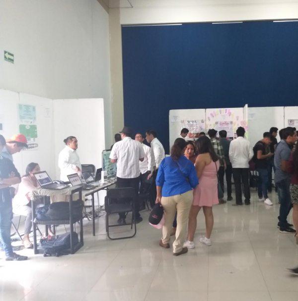 """Se realiza con éxito la Séptima Exposición de Proyectos Integradores y de fin de ciclo escolar enero- junio 2019 """"01112 EXPO SOFTEC 2019"""""""