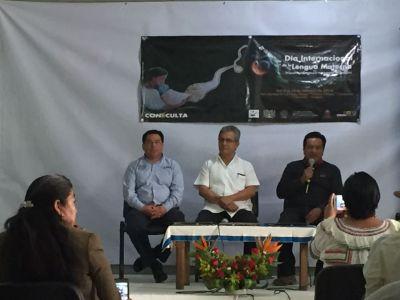 Impulsa UNACH la conservación de las lenguas maternas en Chiapas