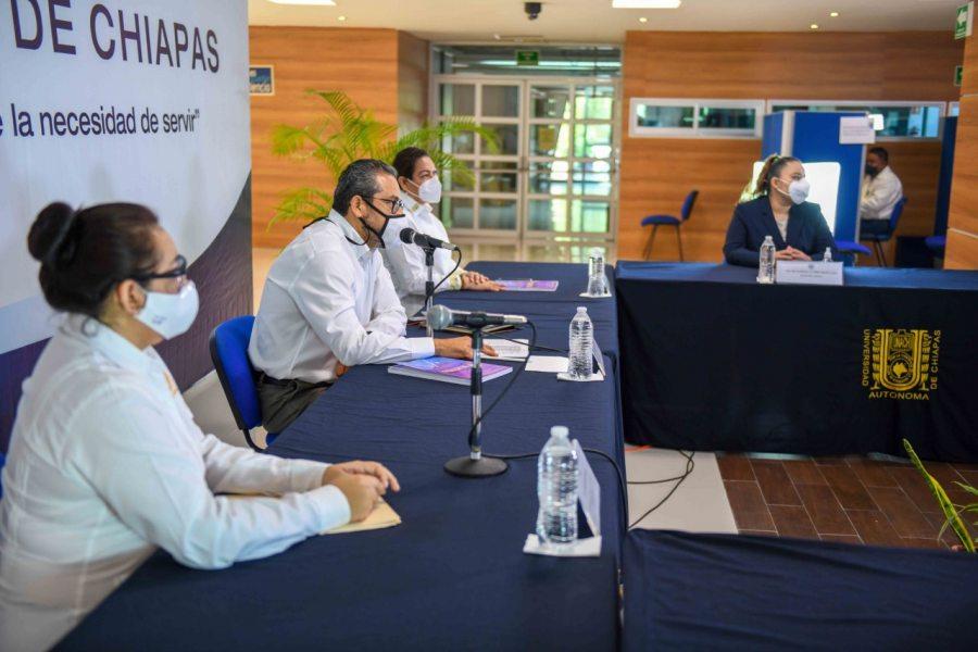 Oferta académica de la UNACH en Pichucalco cuenta con el aval de organismo nacional