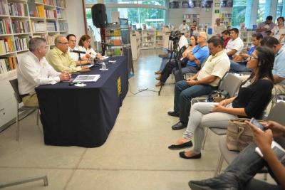 """Será UNACH sede de la Cátedra ANUIES """"Dr. Manuel Velasco Suárez"""", Ética para el Desarrollo Sostenible"""
