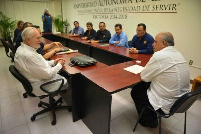 Analizan UNAM y UNACH la implementación de programas conjuntos para la atención de la salud de las comunidades universitarias