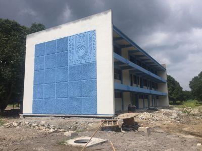 Avanza la construcción del nuevo edificio de la Escuela de Medicina Humana de la UNACH en Tapachula