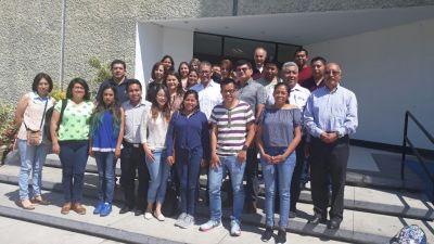 Participan alumnos y docentes de la UNACH en VI Encuentro de Programas de Posgrado en Desarrollo Local