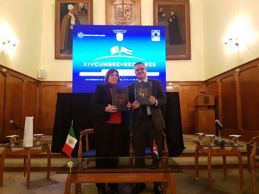 Abre UNACH nuevos espacios de colaboración con universidades cubanas