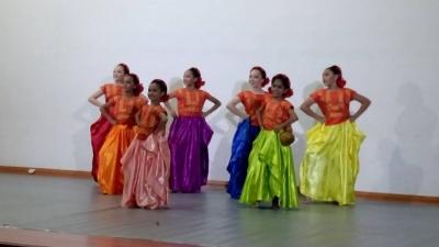 Exitosa presentación del Conservatorio de Danza en la UNACH
