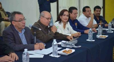 Instalan directivos de la UNACH y el Sindicato  del Personal Académico mesa de negociaciones del Contrato Colectivo de Trabajo